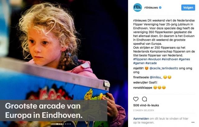 RTL Nieuws op Instagram - 12 november 2017